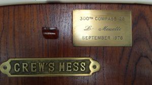 300th plaque